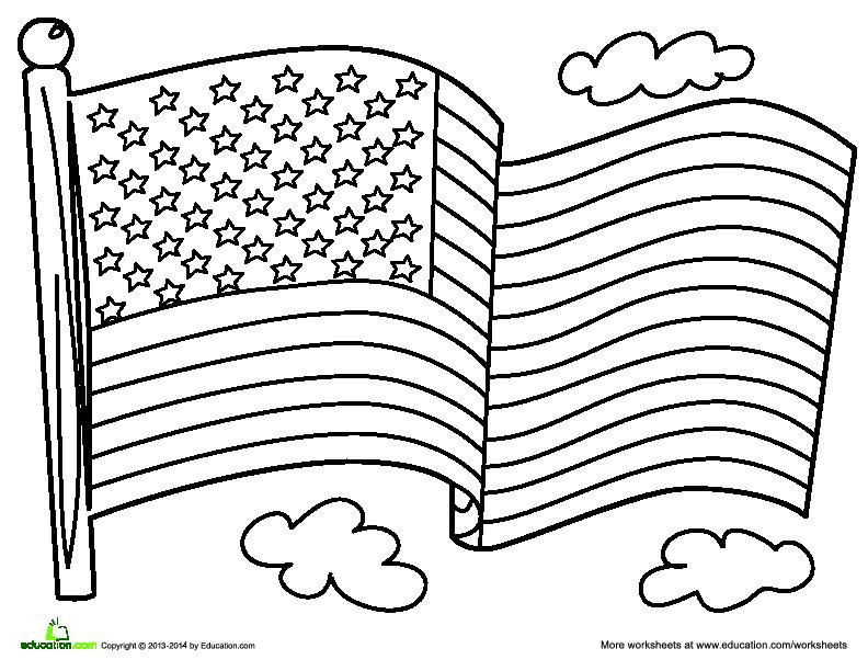printable coloring flag usa usa coloring printable flag usa coloring printable flag