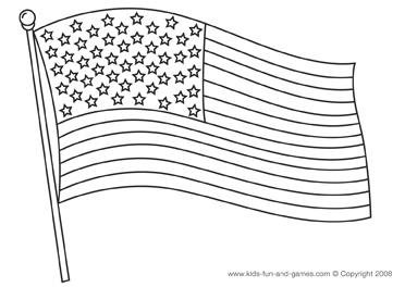 printable coloring flag usa usa flag easy coloring pages printable usa printable flag coloring