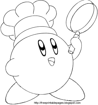 printable coloring pages kirby free printable kirby coloring pages for kids pages coloring printable kirby
