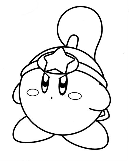 printable coloring pages kirby printable kirby coloring pages for kids cool2bkids kirby printable coloring pages