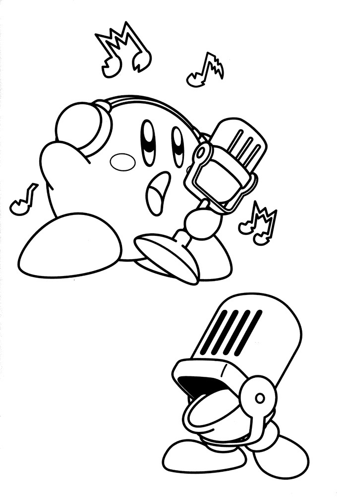 printable coloring pages kirby printable kirby coloring pages for kids cool2bkids printable pages kirby coloring