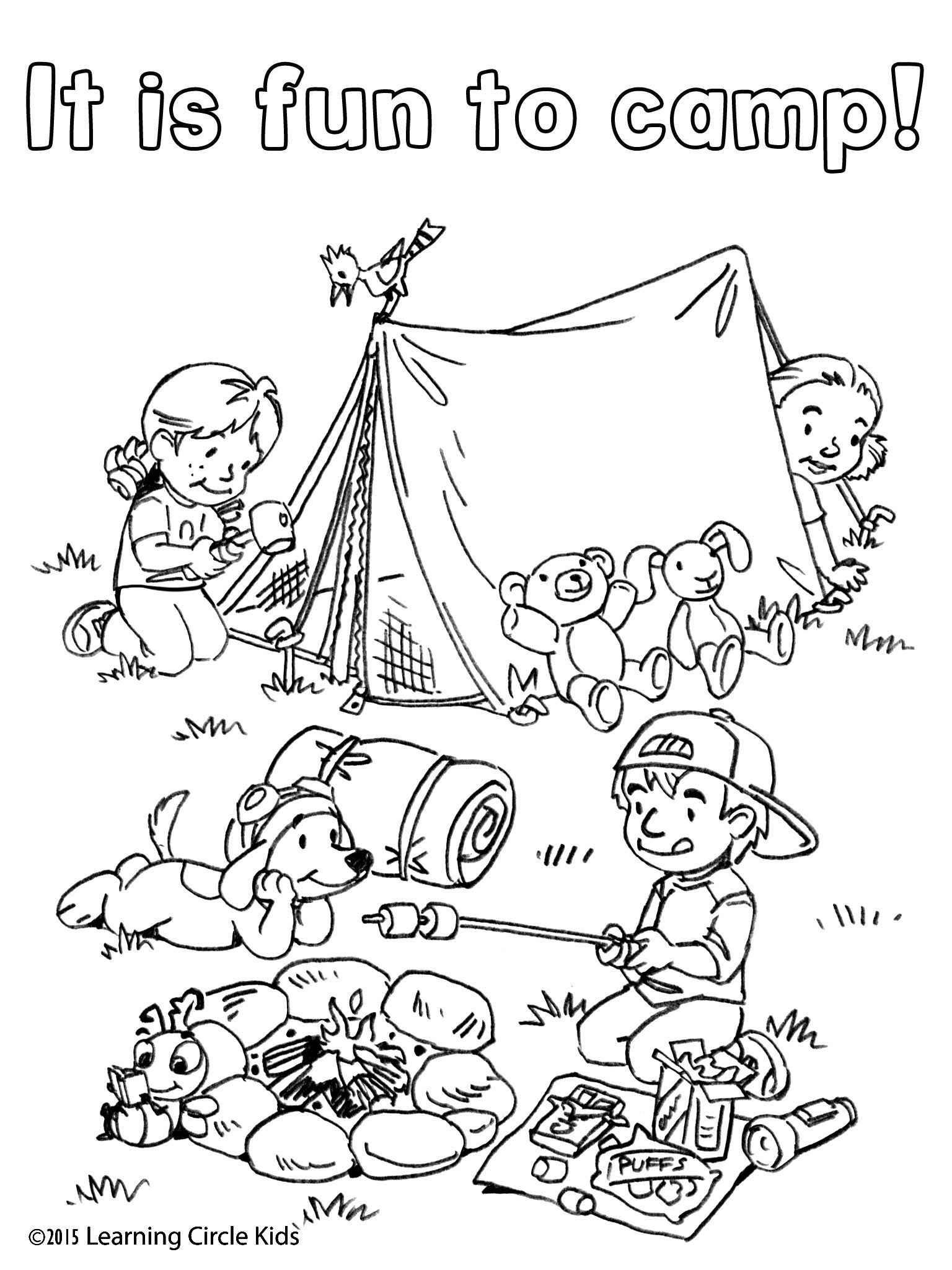 printable coloring pages summer activities free coloring and reading page summer fun camping with summer coloring activities pages printable