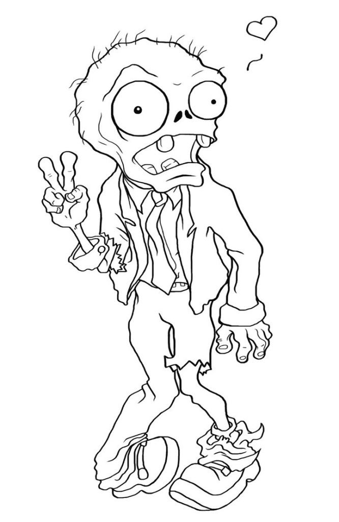 printable coloring pages zombies comic zombie colouring s zombie coloring pages in cartoon printable zombies pages coloring