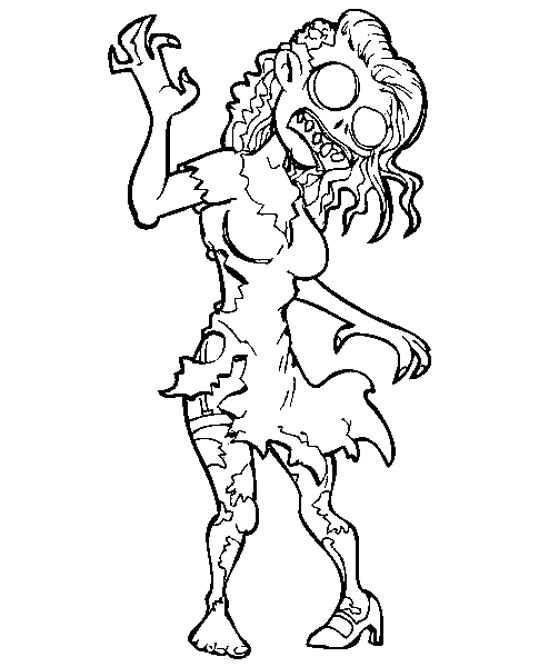 printable coloring pages zombies páginas para colorear originales original coloring pages printable pages zombies coloring