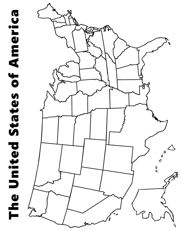 printable colour map of coloring pages united states map world map coloring of printable map colour