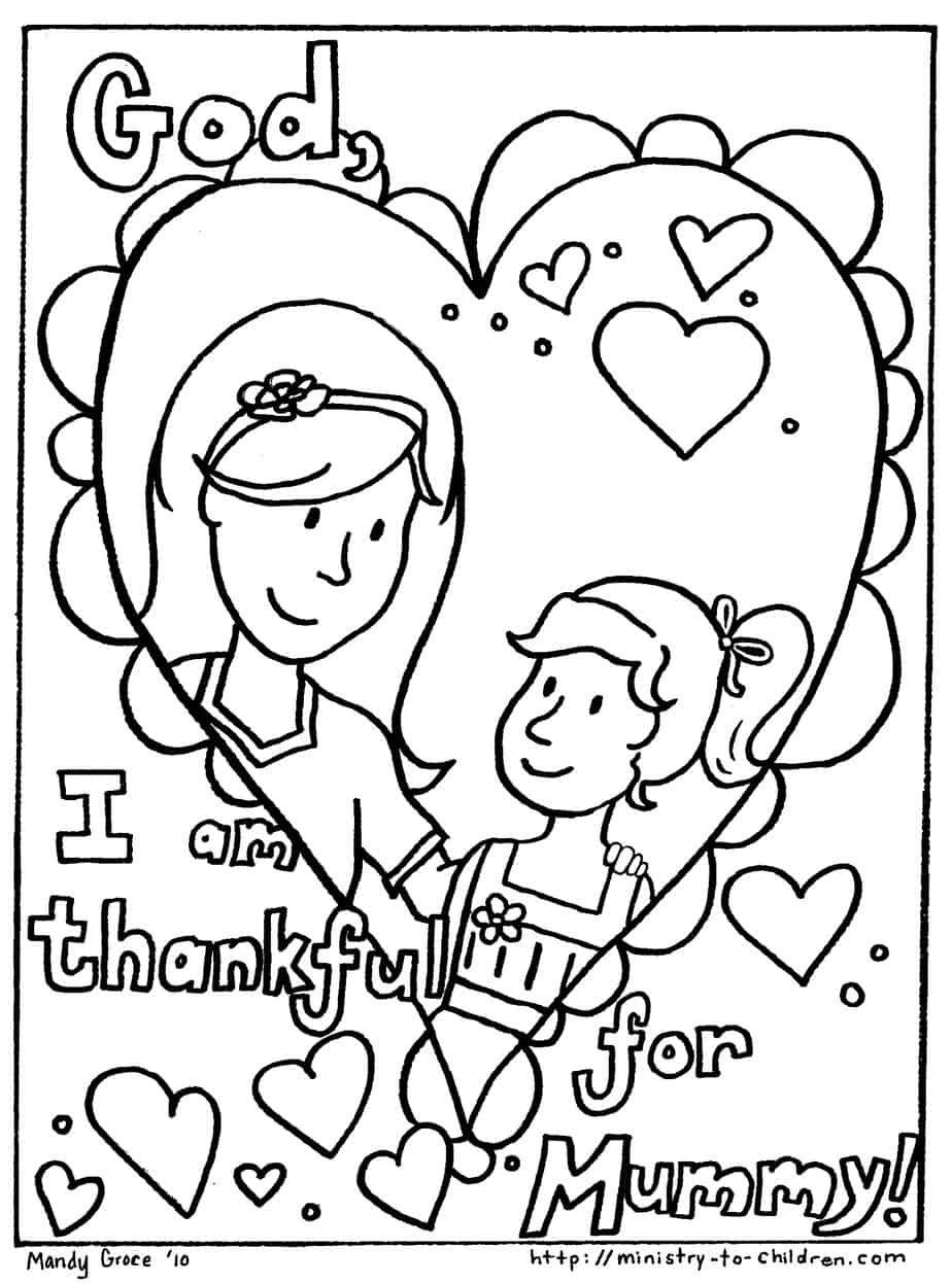 printable colouring pages mothers day mother39s day coloring pages 100 free easy print pdf mothers pages printable day colouring