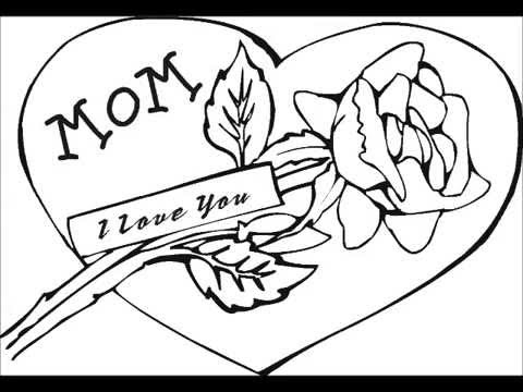 printable colouring pages mothers day mothers day coloring pages getcoloringpagescom day mothers pages colouring printable