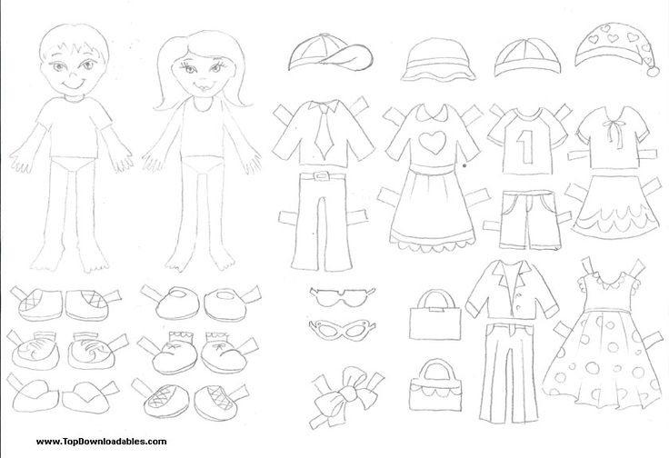 printable dress up paper dolls doll coloring pages getcoloringpagescom up dolls paper dress printable