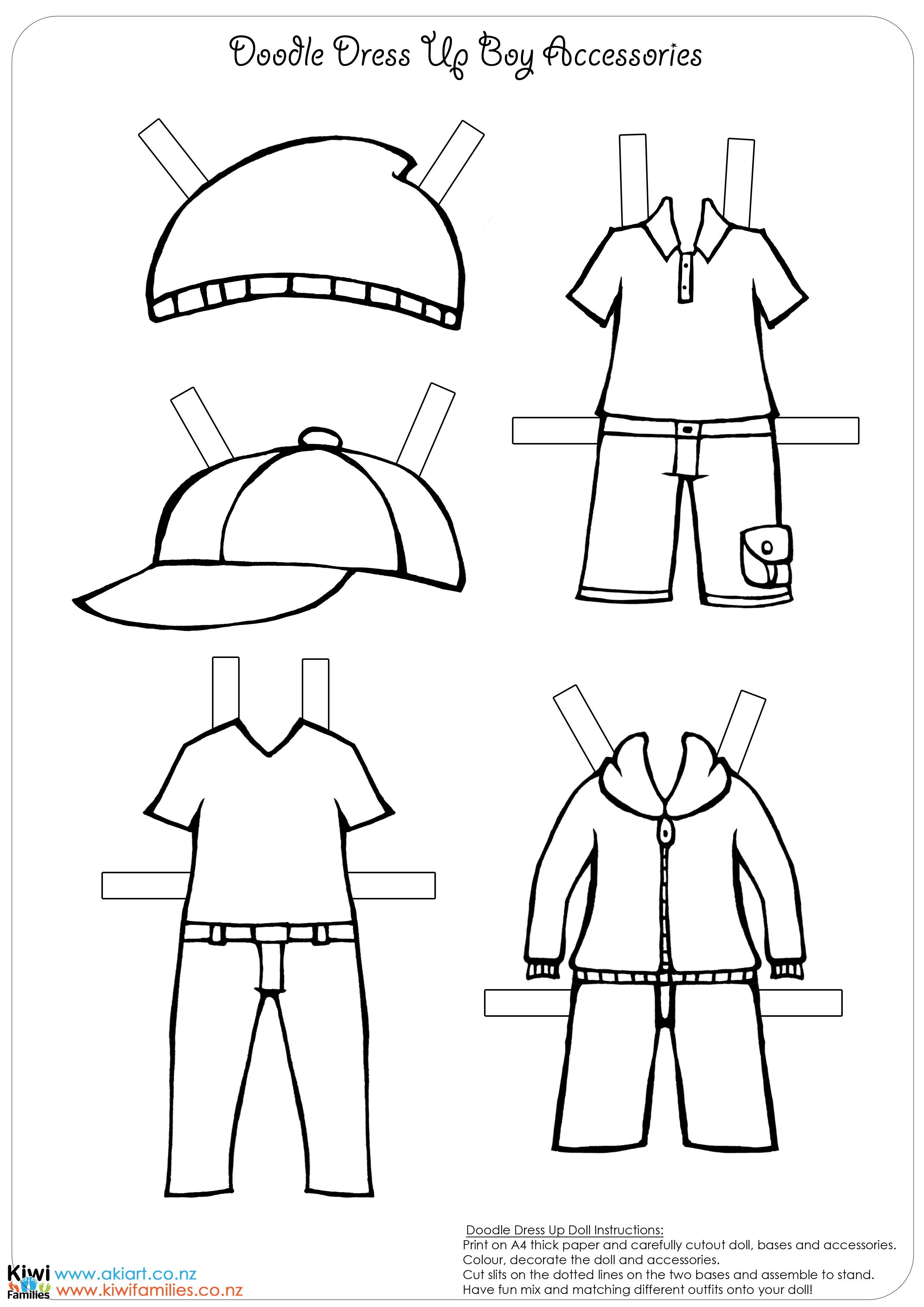 printable dress up paper dolls make your own paper dolls kiwi families printable dress paper up dolls