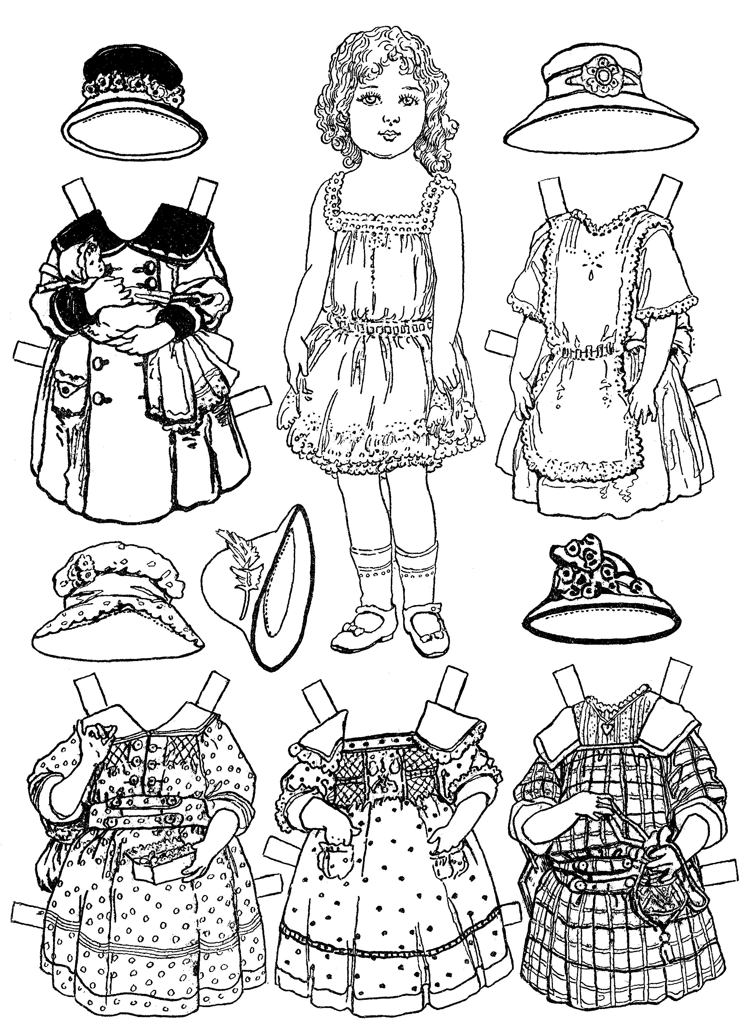 printable dress up paper dolls paper dolls dolls printable dress up paper