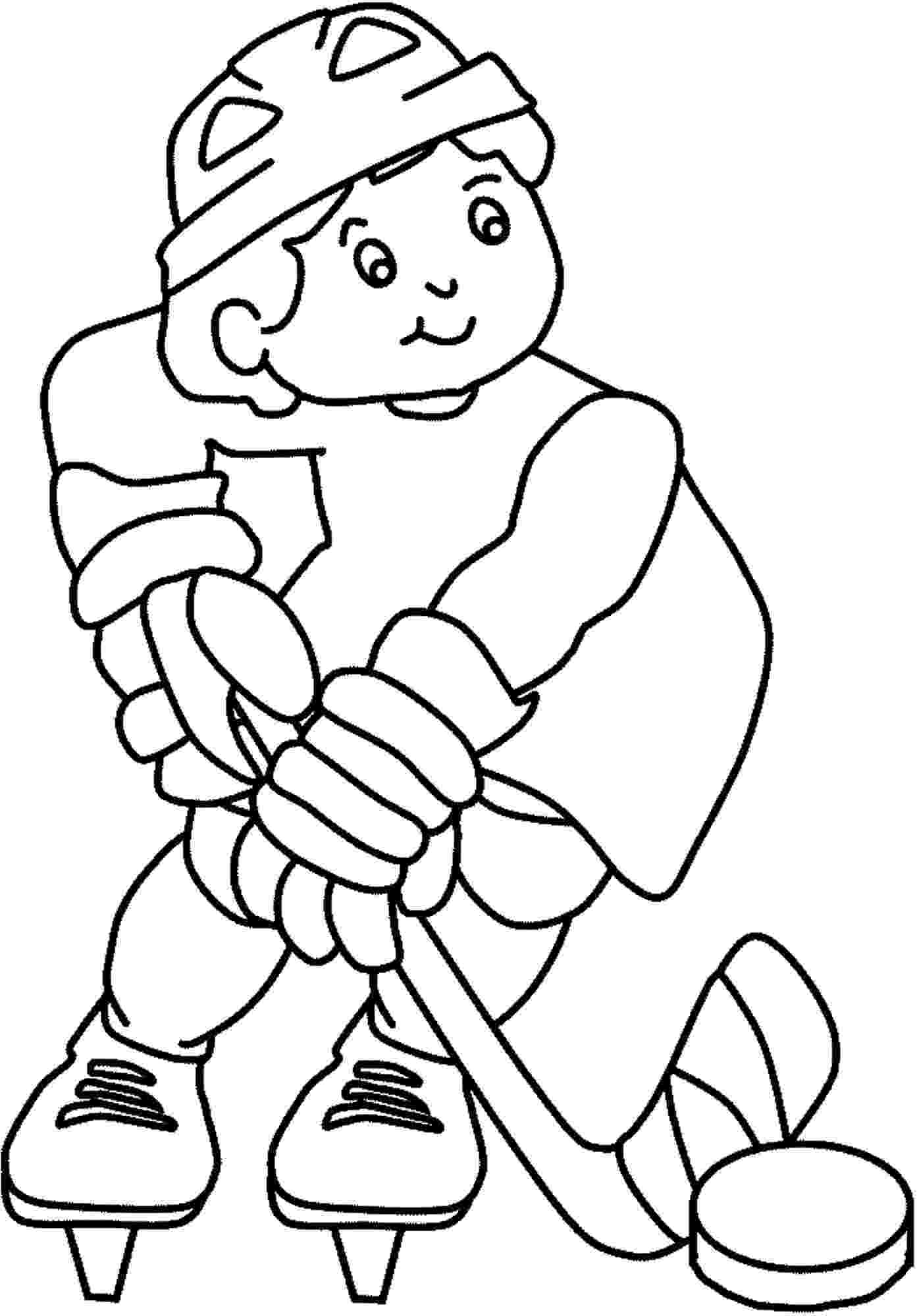 printable hockey pictures free printable hockey coloring pages for kids hockey pictures printable