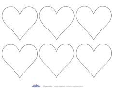 printable images of valentine hearts 11 valentine heart template images free printable printable hearts of valentine images