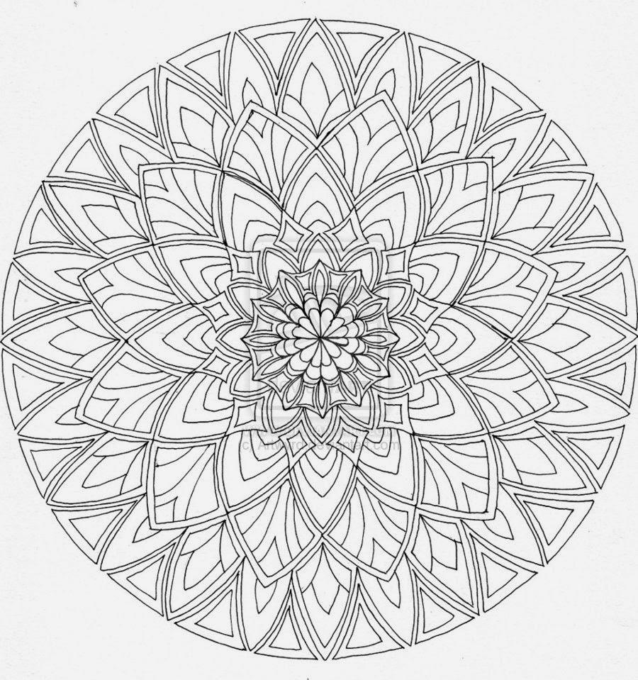 printable mandala coloring color your stress away with mandala coloring pages skip printable mandala coloring