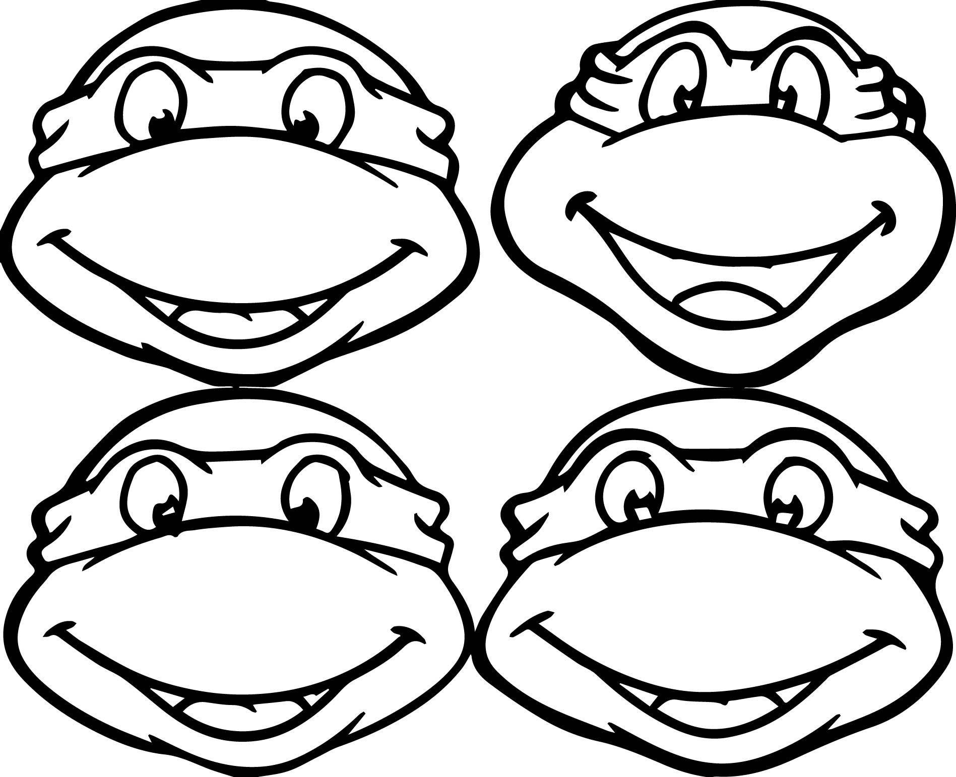 printable ninja turtle coloring pages ninja turtle coloring pages free printable pictures pages ninja coloring turtle printable