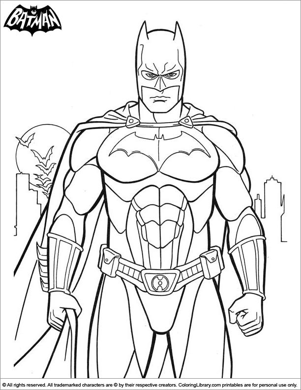 printable pictures of batman printable batman coloring only coloring pagesonly pictures printable batman of