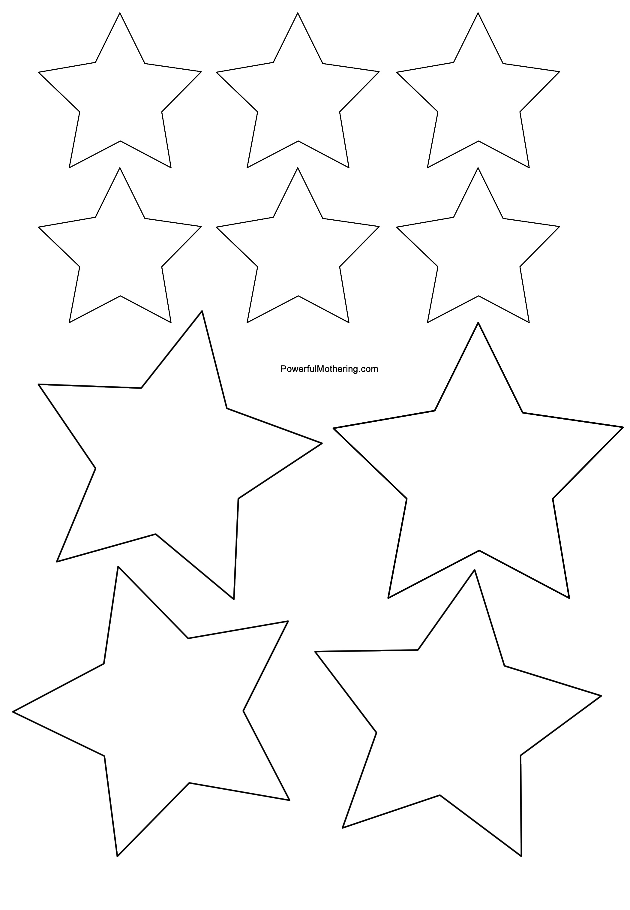 printable pictures of stars fine motor button tree christmas busy bags pictures of printable stars