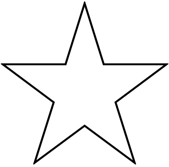 printable pictures of stars star outline clipart panda free clipart images pictures printable of stars