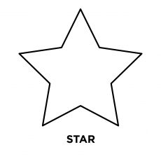 printable pictures of stars star template for kids clipart best printable pictures stars of
