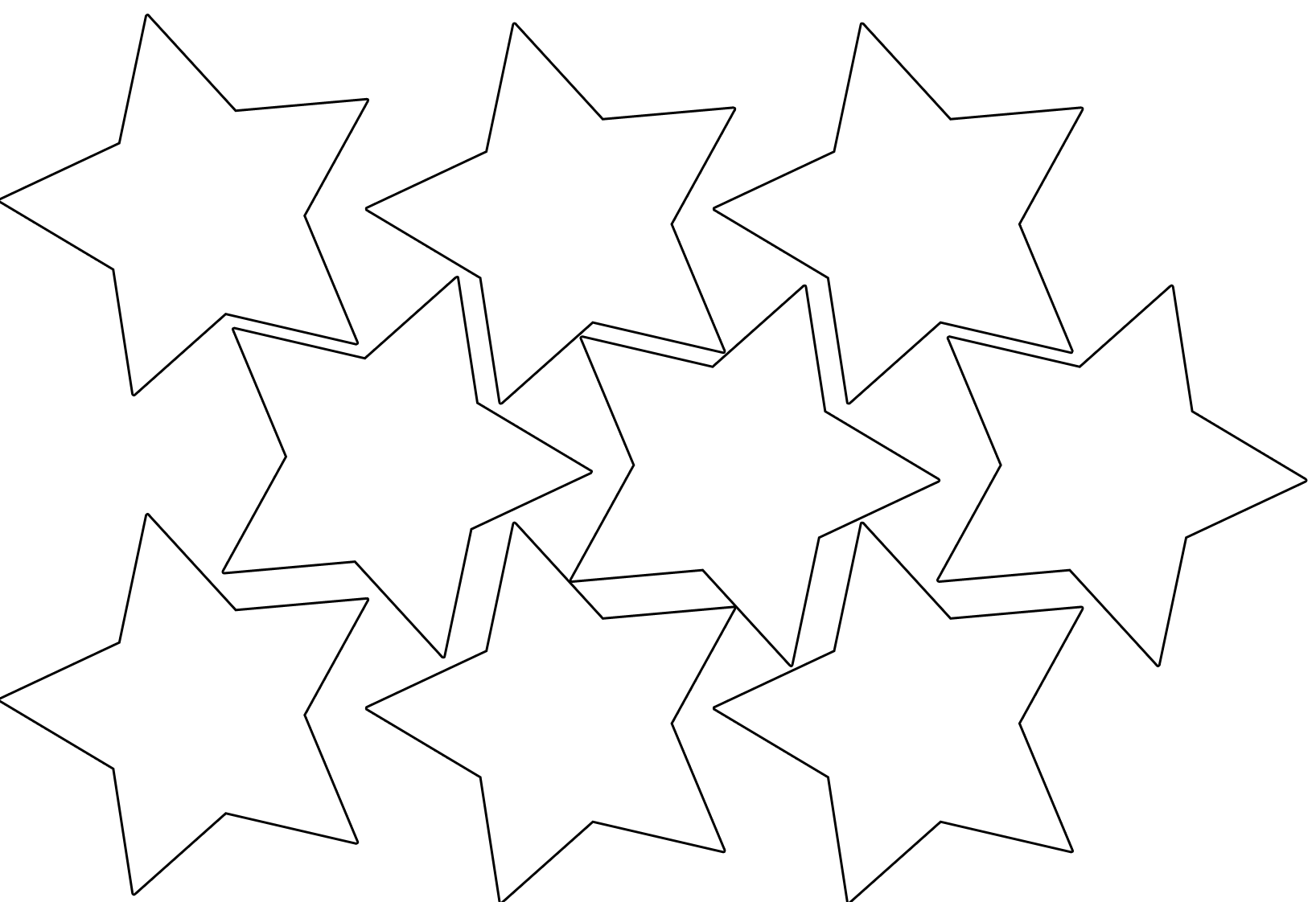 printable pictures of stars stars of printable pictures stars of printable pictures