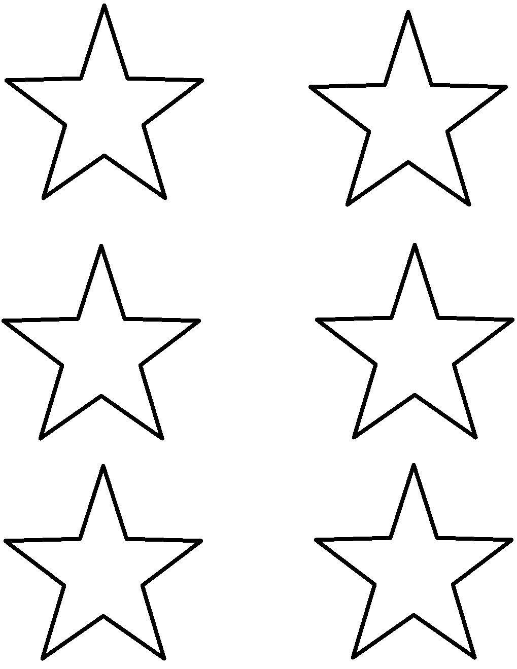 printable pictures of stars writeshop level b printables homeschooling 6 pictures stars printable of