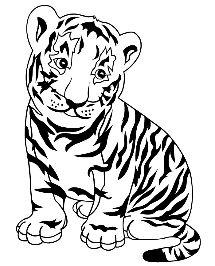 printable pictures of tigers 60 tiger shape templates crafts colouring pages free pictures printable of tigers