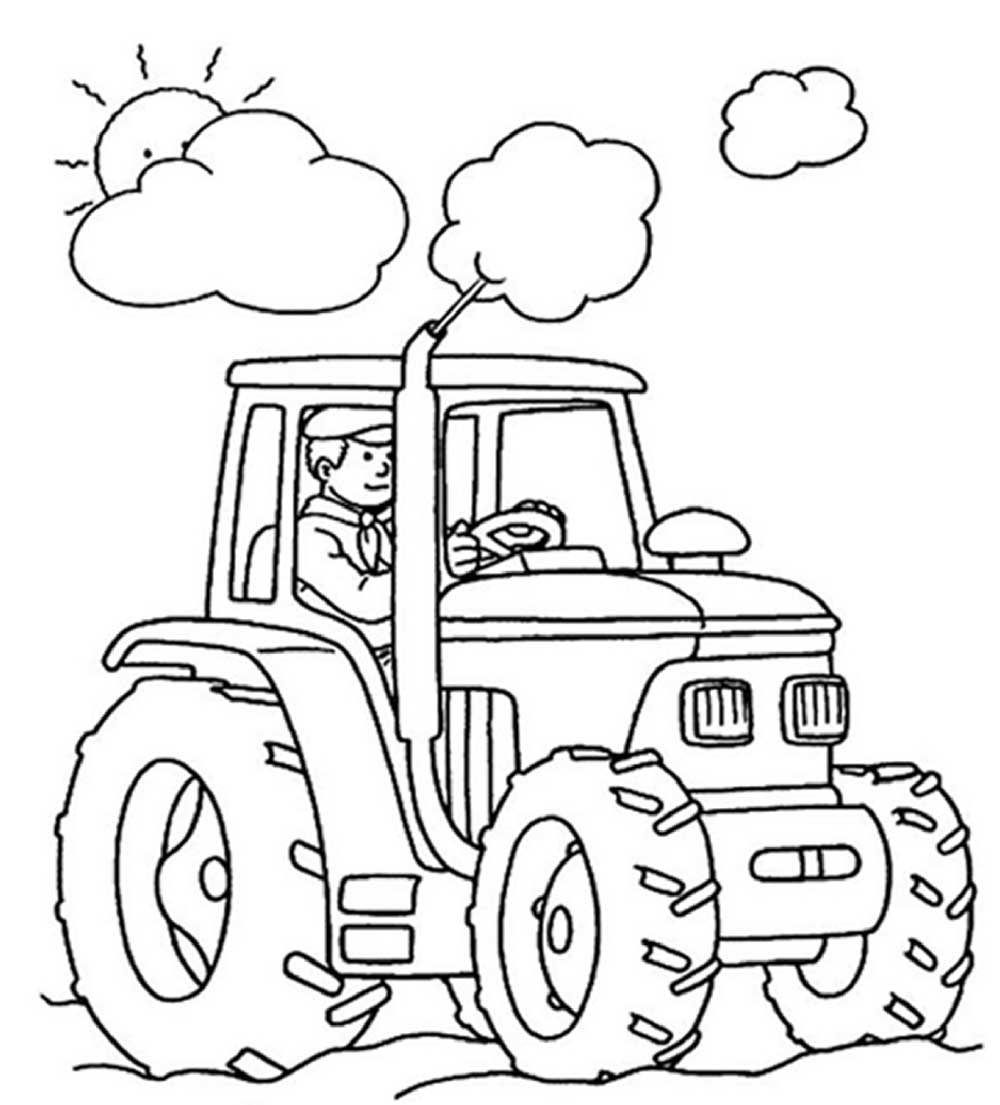printable pictures of tractors free printable tractor coloring pages for kids recipes tractors pictures printable of