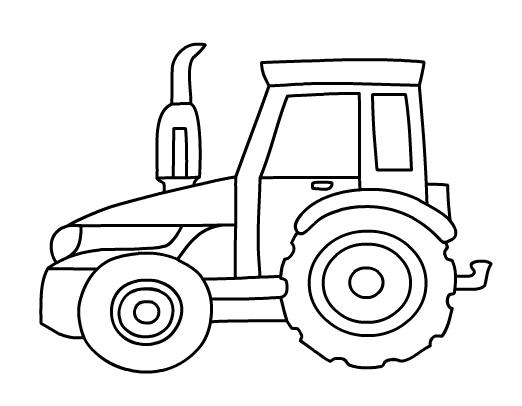 printable pictures of tractors john deere coloring pages avaboard pictures tractors printable of