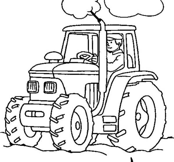 printable pictures of tractors tractor colouring pages only coloring pages stensil tractors printable of pictures