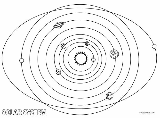 printable solar system coloring pages free printable solar system coloring pages for kids pages system printable solar coloring