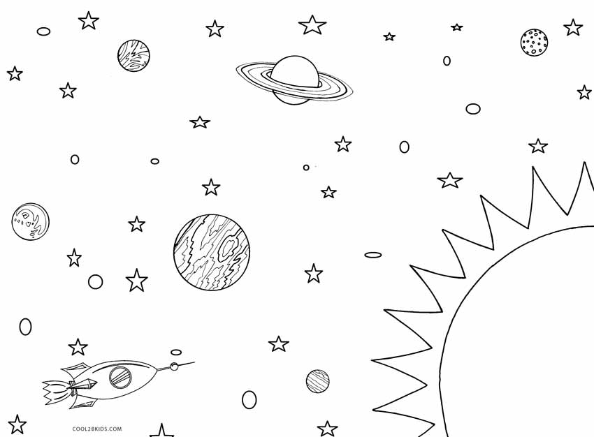 printable solar system coloring pages solar system coloring pages 360coloringpages system coloring pages solar printable