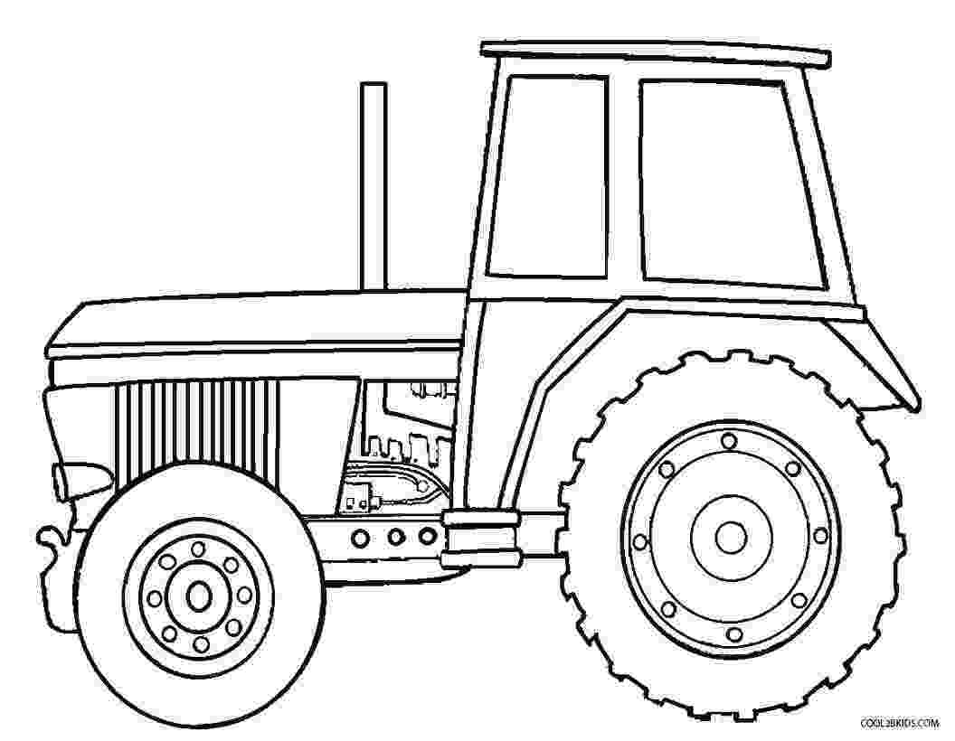 printable tractor coloring pages ausmalbilder für kinder malvorlagen und malbuch tractor coloring pages printable