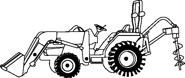 printable tractor coloring pages john deere tractor coloring pages tractor coloring printable pages