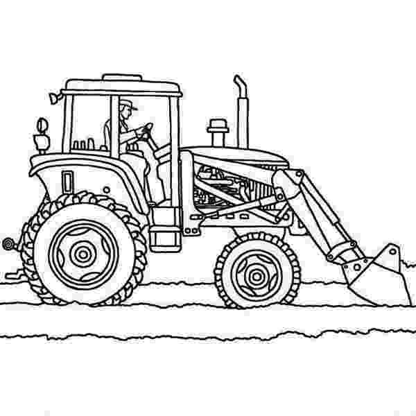 printable tractor coloring pages printable tractor coloring page free pdf download at http printable tractor coloring pages
