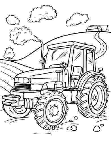printable tractor coloring pages tractor coloring pages getcoloringpagescom tractor printable pages coloring