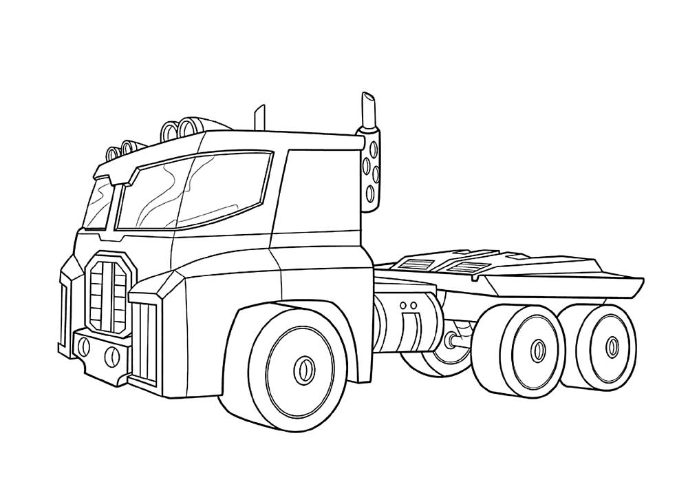 printable truck coloring pages coloring page ford aeromaks 120 pages truck printable coloring