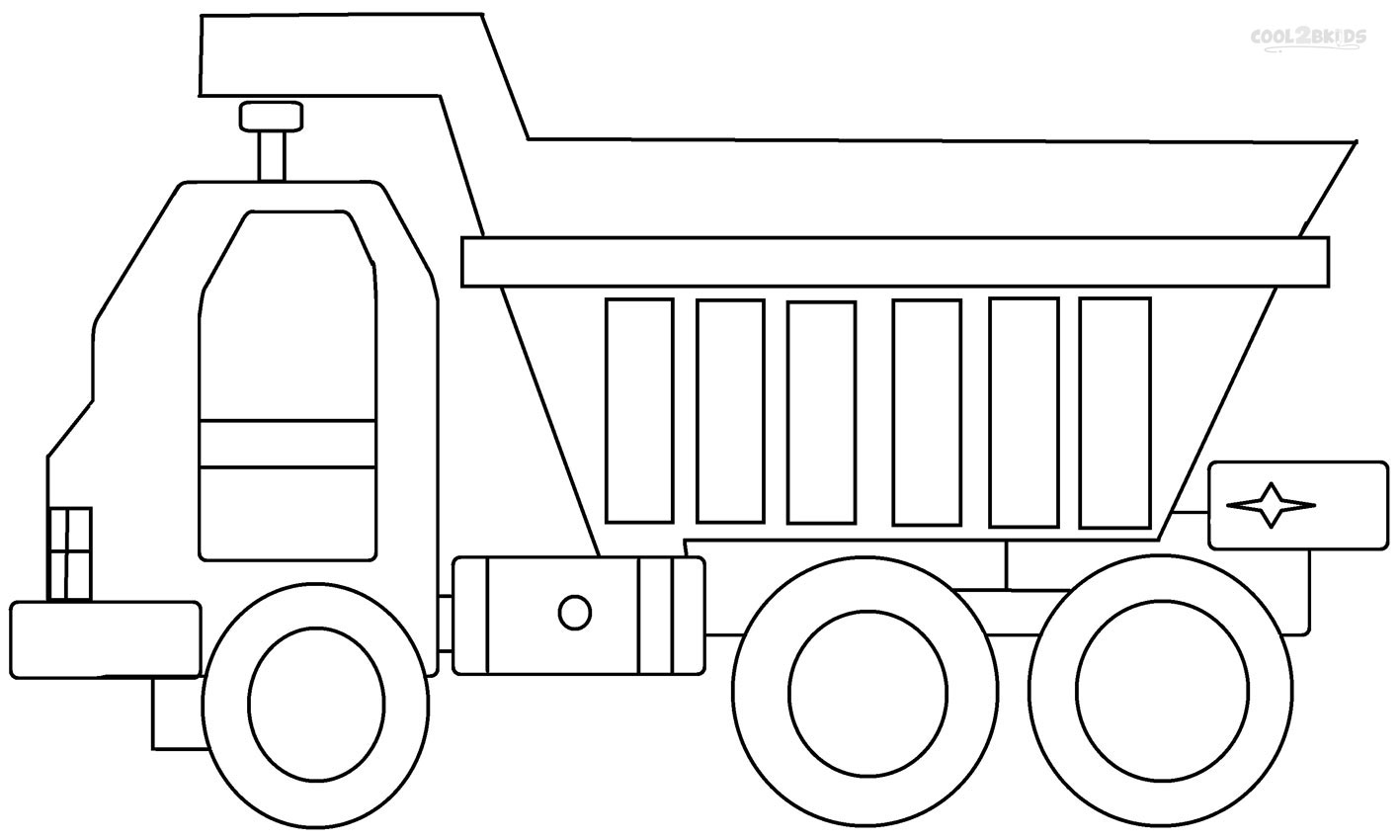 printable truck coloring pages semi truck coloring pages to download and print for free pages coloring truck printable