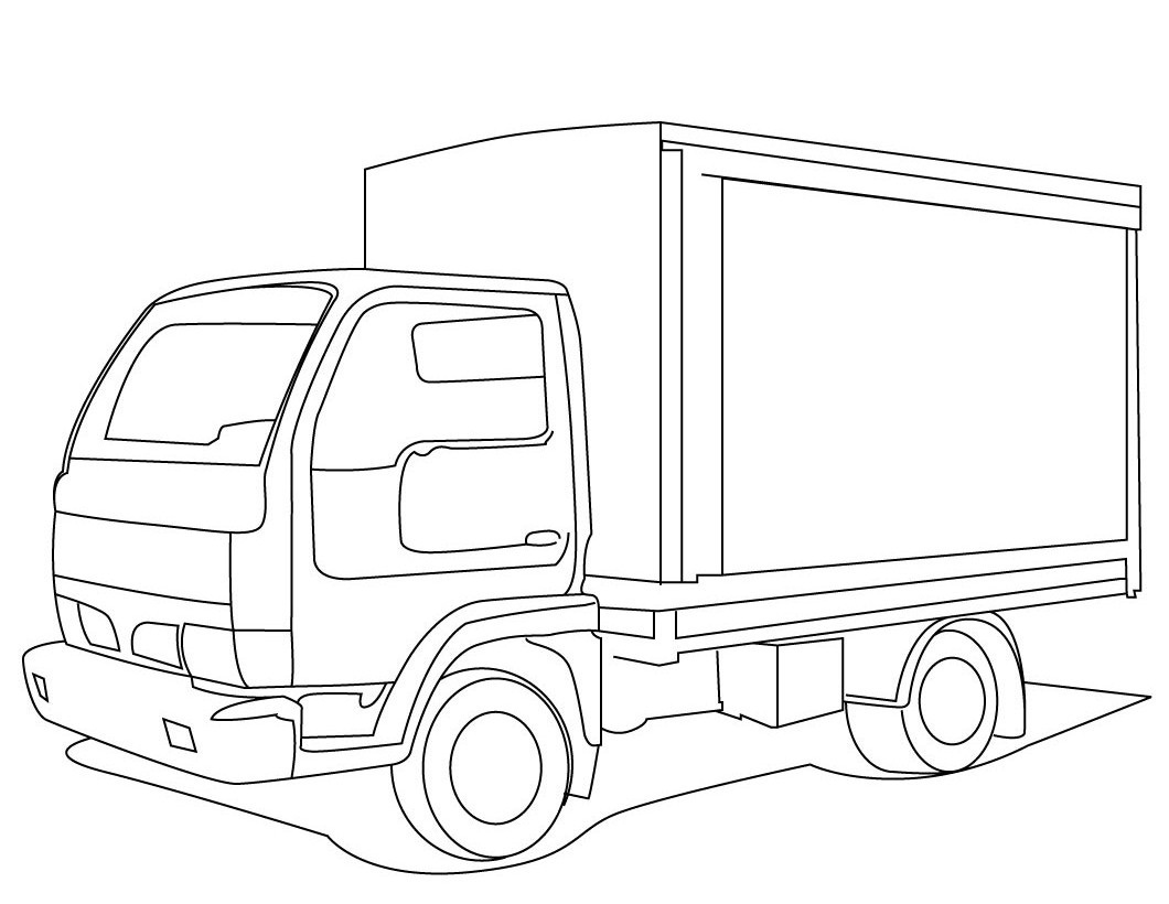 printable truck coloring pages tonka truck coloring pages truck coloring printable pages