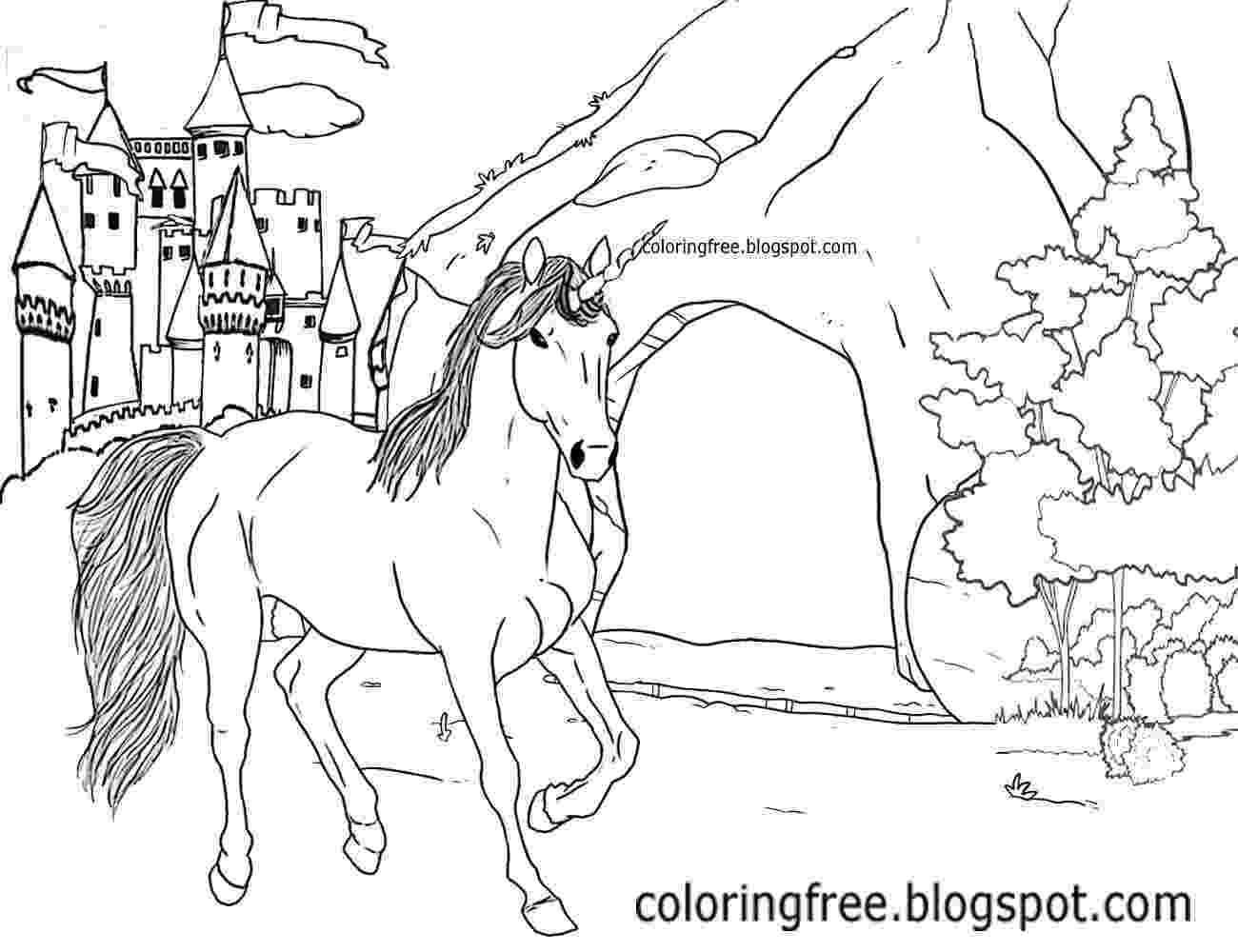 printable unicorn unicorn coloring pages printable learning printable unicorn printable