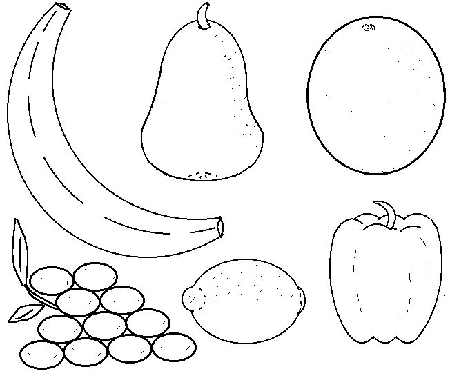 printable vegetable coloring pages coloring pages of fresh fruit and vegetables team colors pages printable vegetable coloring