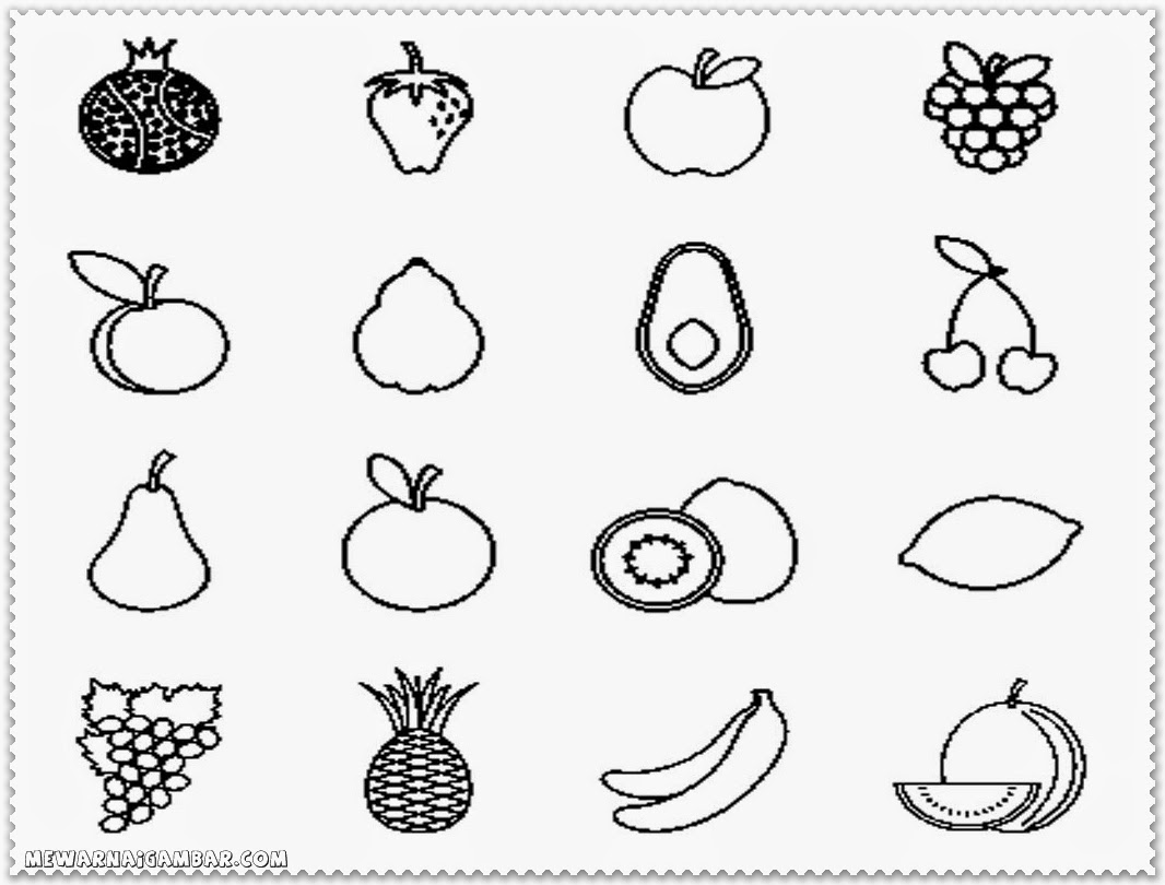 printable vegetable coloring pages fruit and vegetable template free google search fruit printable pages vegetable coloring