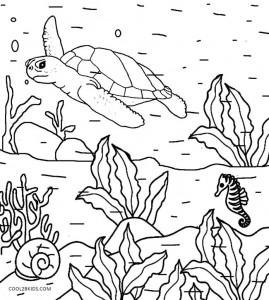 printable watercolor pages printable nature coloring pages for kids cool2bkids watercolor pages printable