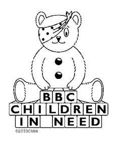 pudsey bear colouring pictures to print pictures bear pudsey to colouring print pictures bear pudsey to colouring print