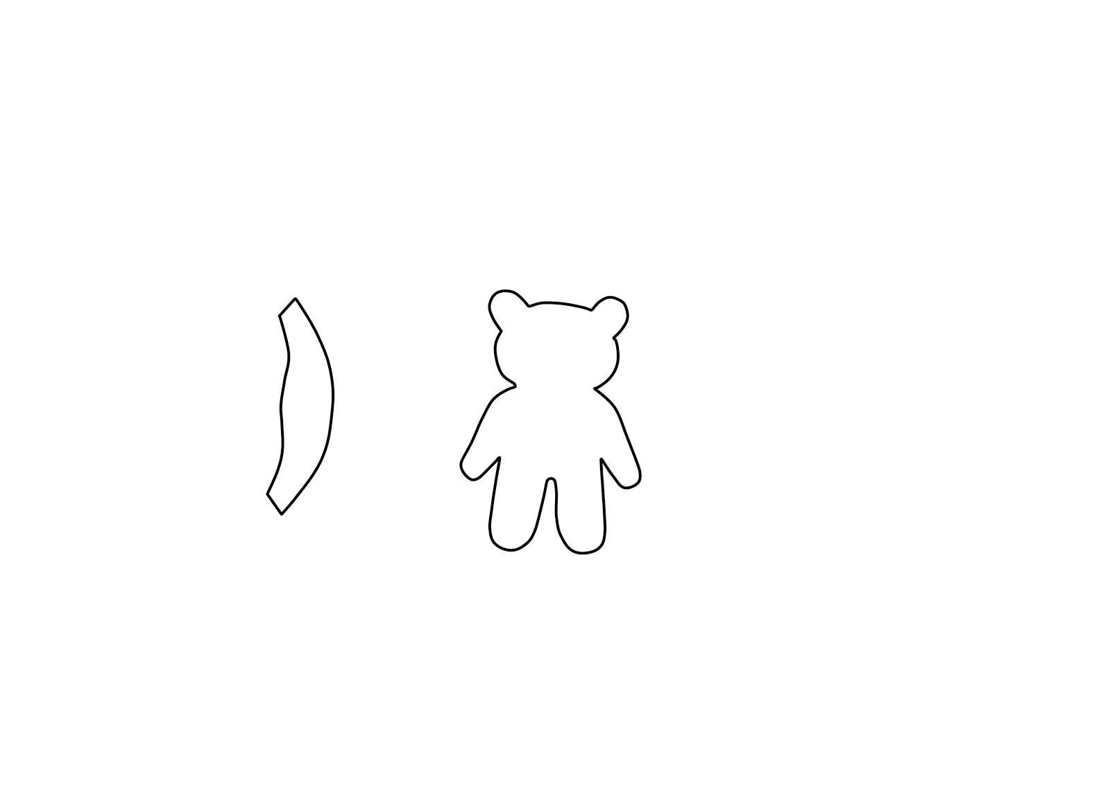 pudsey bear colouring pictures to print pudsey bear template sketch coloring page pictures print to pudsey bear colouring