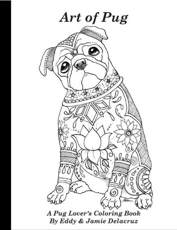 pug coloring pages pug coloring pages getcoloringpagescom coloring pages pug 1 1