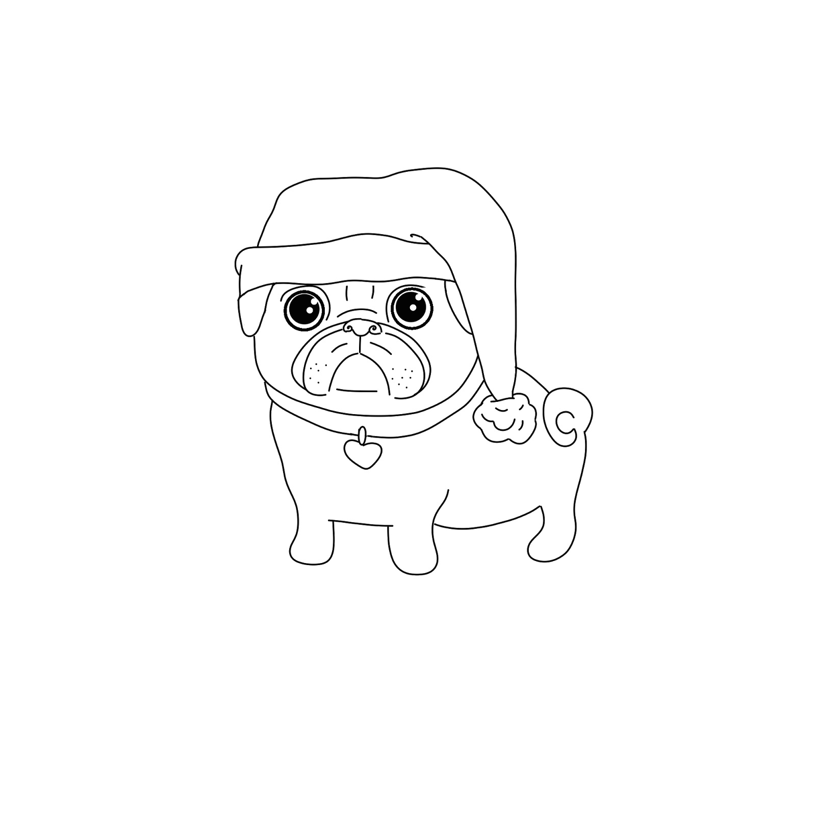 pug coloring pages pug pug funny face coloring page art pinterest pages coloring pug