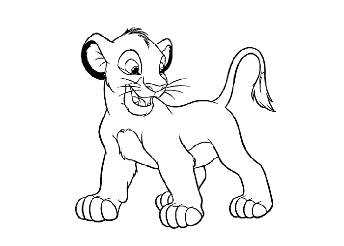 pumba coloring pumba pages coloring pages pumba coloring 1 1