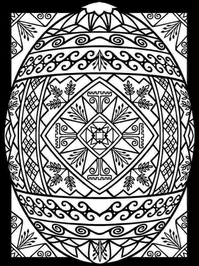 pysanky egg coloring pages a pretty cross to color easter egg coloring pages pysanky pages coloring egg
