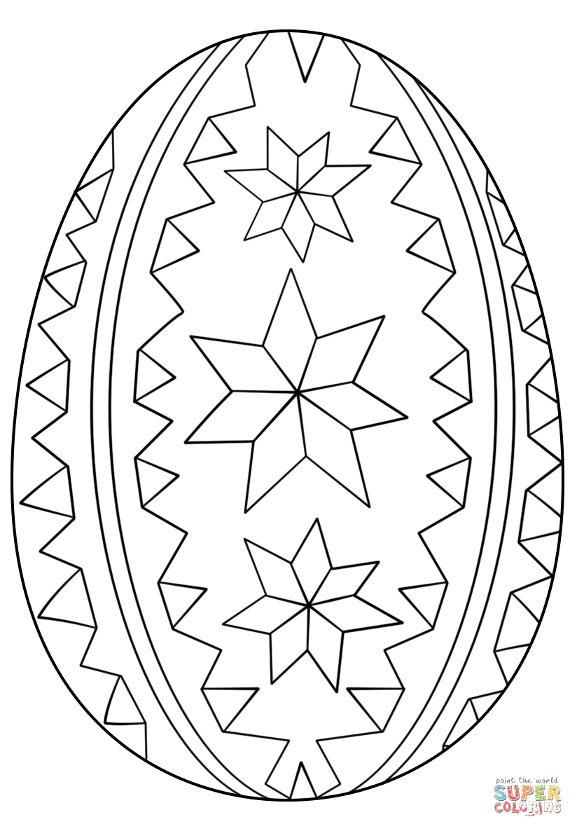 pysanky egg coloring pages coloring ukrainian easter eggs keyid free printable coloring pysanky pages egg