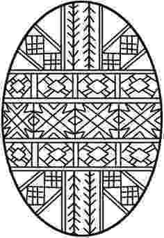pysanky egg coloring pages pin na wielkanoc egg pages pysanky coloring