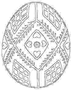 pysanky egg coloring pages pysanka ukrainian easter egg coloring page supercoloringcom egg pysanky pages coloring